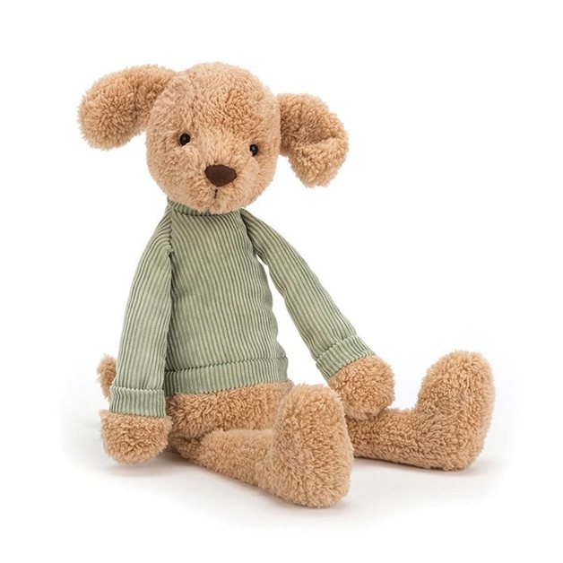 "Jellycat: Jumble Puppy - 13"" Plush"