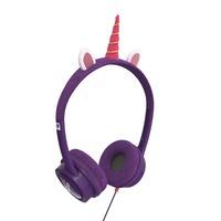 iFrogz: Little Rockerz Costume Headphones - Unicorn image