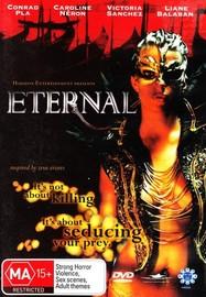 Eternal (Repackaged) on DVD image