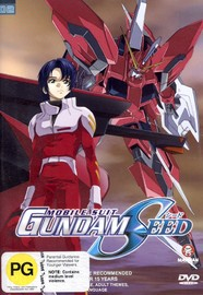 Gundam Seed - Vol 02 Unexpected Meetings on DVD image