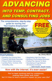 Advancing Into Temp, Contract, and Consulting Jobs by Jimmy Moore image