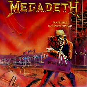 Peace Sells...But Who's Buying? by Megadeth image