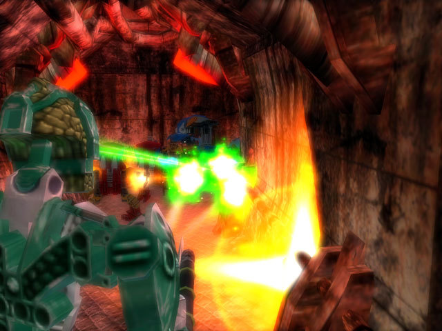 Bionicle Heroes for PC Games image