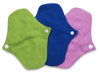 Brolly Sheets Undie Liners - Lime (Pack of 3)