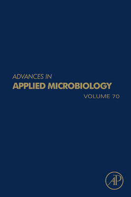Advances in Applied Microbiology: Volume 70 image