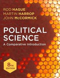 Political Science by Rod Hague