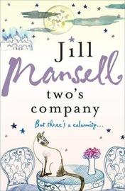 Two's Company by Jill Mansell image