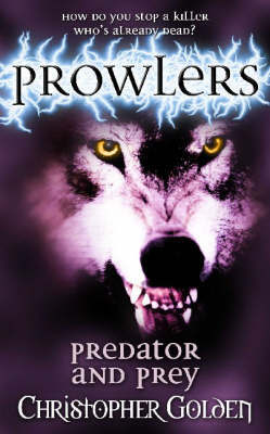 Predator & Prey by Christopher Golden image