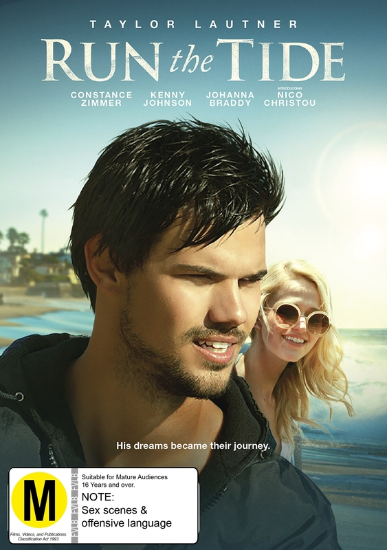 Run the Tide on DVD