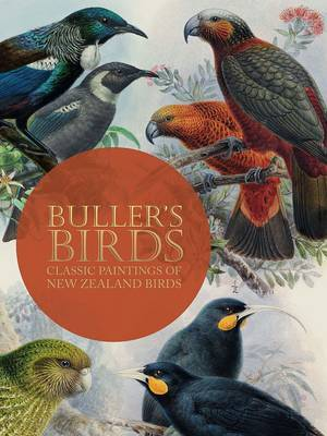 Bullers Birds of New Zealand by Geoff Norman image