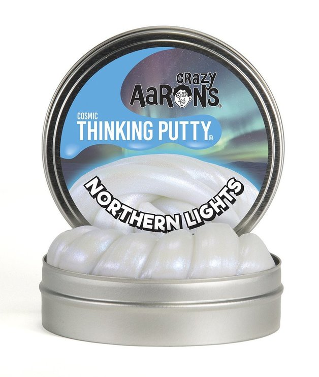 Crazy Aarons Thinking Putty: Northern Lights