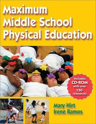 Maximum Middle School Physical Education by Irene Ramos image
