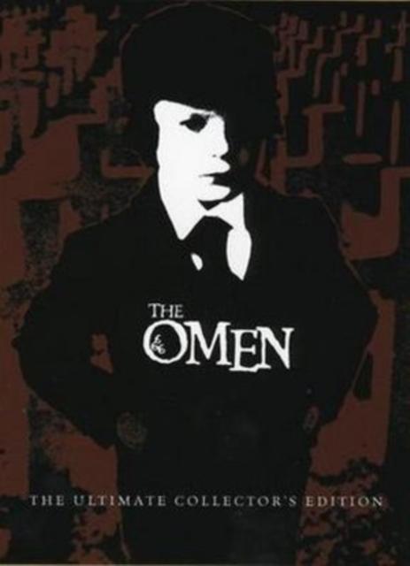 The Omen Pentology on DVD