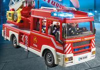 Playmobil: City Action - Fire Ladder Unit (9463) image