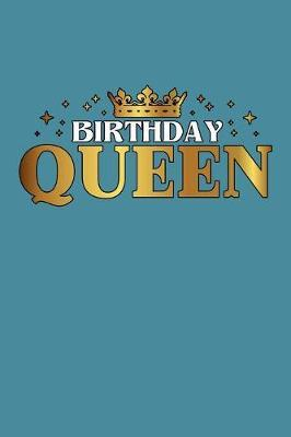 Birthday Queen by Books by 3am Shopper image