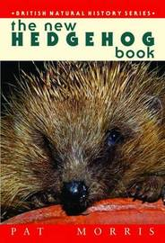 The New Hedgehogs Book by Pat Morris image