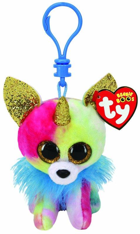 Ty Beanie Boos: Yips Chihuahua - Clip On Plush
