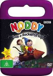 Noddy: Builds A Rocketship on DVD