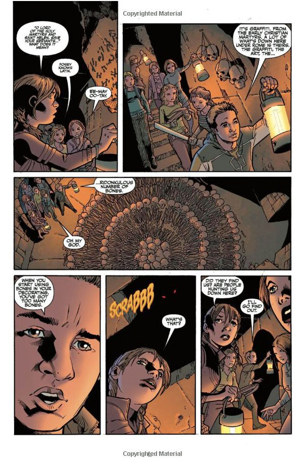 Buffy the Vampire Slayer Season Eight: v. 6: Retreat by Jane Espenson image
