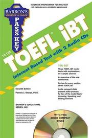 Pass Key to the TOEFL IBT by Pam Sharpe image