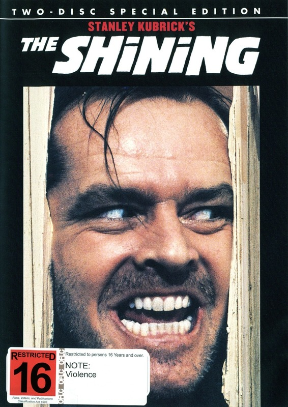 The Shining - Special Edition on DVD