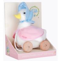 Beatrix Potter: Pull Along Jemima Puddle Duck