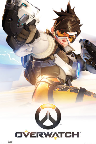 Overwatch Maxi Poster - Key Art (447)