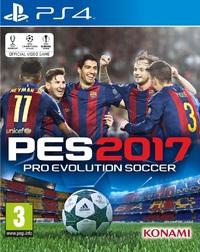 Pro Evolution Soccer 2017 for PS4