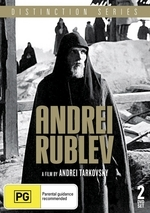 Andrei Rublev  (2 Disc Set) on DVD