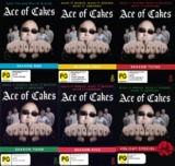 Ace of Cakes Bundle - Season 1 - 5 + Holiday Special on DVD