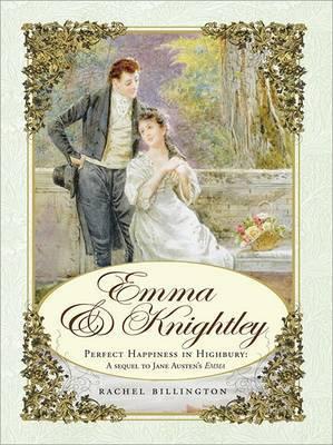 Emma & Knightyley by Rachel Billington image