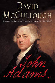 John Adams by David McCullough image