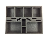 Battle Foam: Star Wars Generic - Medium & Large Ship Foam Tray (BFL-2.5)