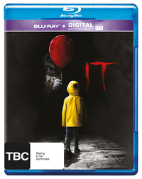 It (2017) on Blu-ray