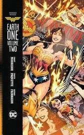 Wonder Woman: Earth One Volume 2 by Grant Morrison