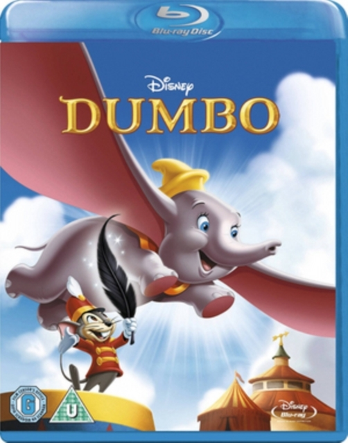 Dumbo on Blu-ray