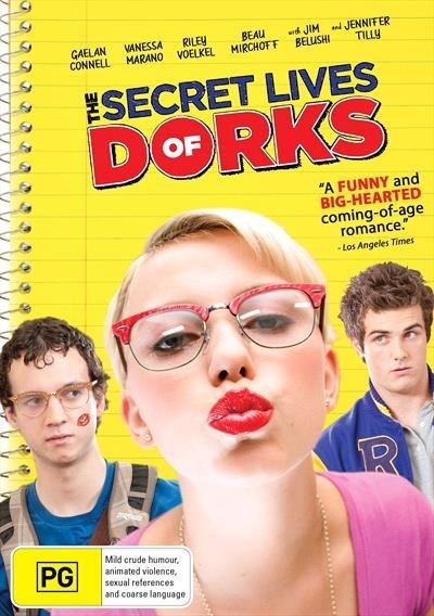 The Secret Lives Of Dorks on DVD