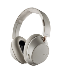 Plantronics: BackBeat Go 810 Wireless Noise Canceling Headphones - Bone