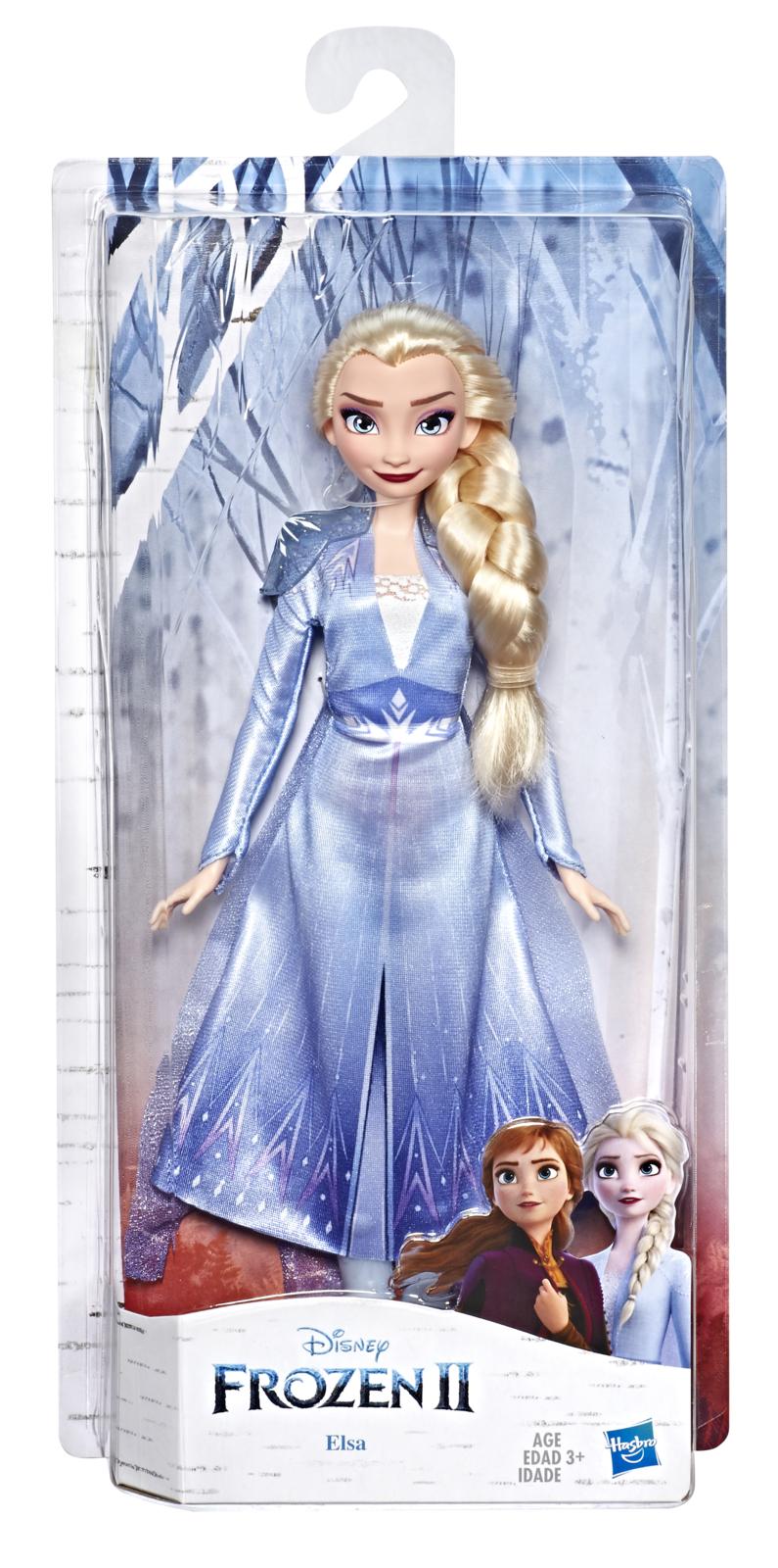 Frozen II: Elsa - Character Doll image