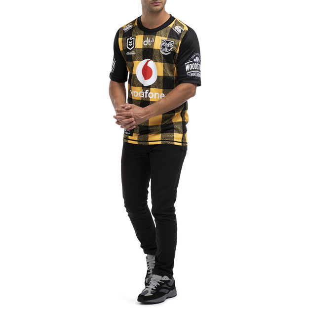 Vodafone Warriors Bushshirt Jersey (3XL)