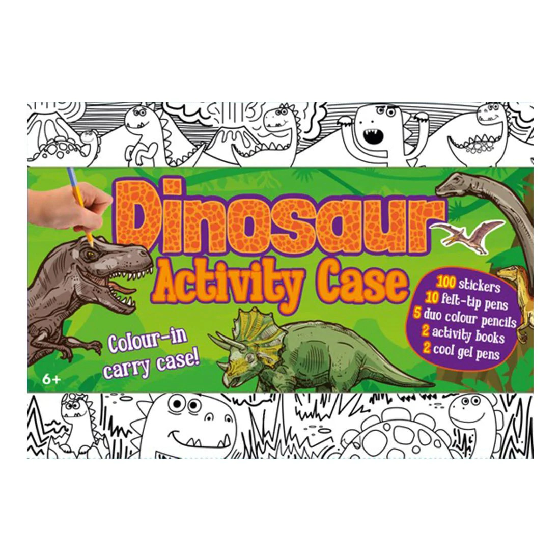 Activity Kit - Dinosaur image