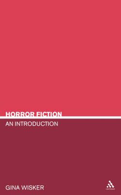 Horror Fiction by Gina Wisker image