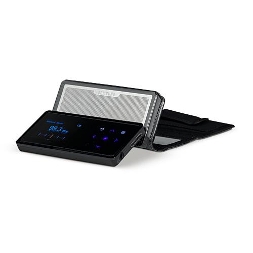 Belkin Convertible Folio for Samsung K5 - Black image