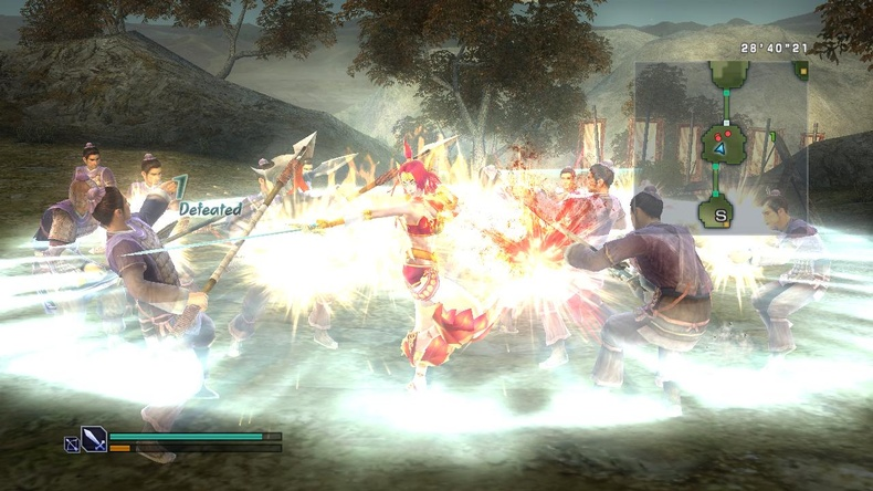 Dynasty Warriors: Strikeforce for PS3 image