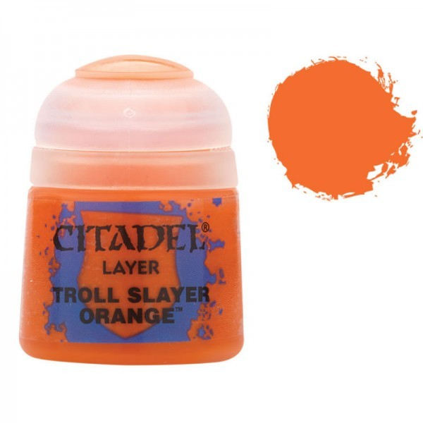 Citadel Layer: Troll Slayer Orange image
