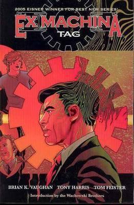 Ex Machina by Brian K Vaughan