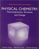 Physical Chemistry: Student Solutions Manual by Philip Reid