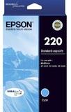 Epson Ink Cartridge - 220 (Cyan)