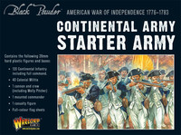 American War of Independence Continental Army