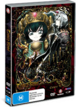 Trinity Blood - Chapter 6 on DVD